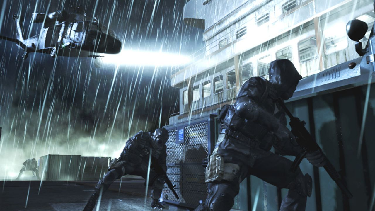 recensione Call of Duty 4: Modern Warfare
